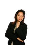 Confident Asian businesswoman Stock Photos