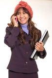 Confident asian businesswoman Stock Photos