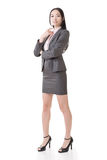 Confident Asian businesswoman Royalty Free Stock Photo