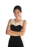Confident Asian Professional Stock Photo