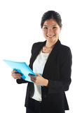Confident Asian Student Stock Photo