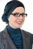Confident and beautiful  Muslim woman Royalty Free Stock Images