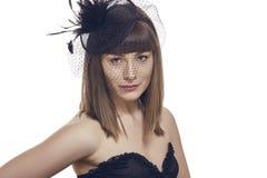 Confident Beautiful Young Woman Stock Photos