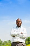 Confident black man Royalty Free Stock Photography