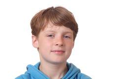 Confident boy Royalty Free Stock Photo