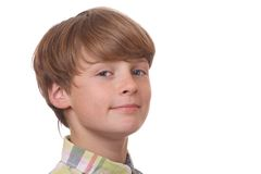 Confident boy Stock Photography