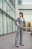 Confident business executive Stock Image