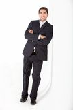 Confident business man Royalty Free Stock Photography