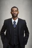 Confident business man Stock Image