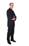 Confident business man standing Royalty Free Stock Photo