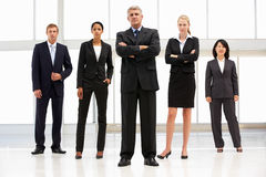 Confident business people Royalty Free Stock Photo