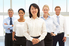 Confident business people Royalty Free Stock Image