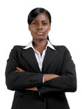 Confident business woman standing Royalty Free Stock Photo