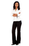Confident business woman standing Stock Photography