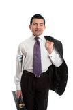 Confident businessman Stock Photos
