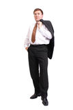 Confident businessman Royalty Free Stock Photo