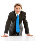 Confident businessman Royalty Free Stock Photography
