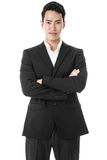 The Confident Businessman Stock Photo