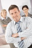 Confident businesspeople Royalty Free Stock Photo