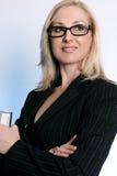 Confident Businesswoman Royalty Free Stock Photos