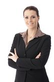 Confident businesswoman Royalty Free Stock Image
