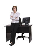 Confident businesswoman Royalty Free Stock Photo