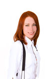 Confident businesswoman close-up Royalty Free Stock Images