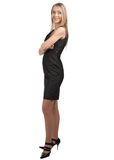 Confident businesswoman with crossed arms Royalty Free Stock Photography