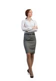 Confident businesswoman Royalty Free Stock Photography