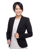 Confident businesswoman portrait Royalty Free Stock Image