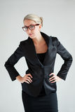 Confident businesswomen Stock Image