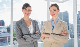 Confident businesswomen Royalty Free Stock Images