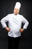 Confident chef Stock Photo