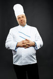 Confident chef Royalty Free Stock Images