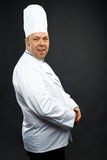 Confident chef Royalty Free Stock Image