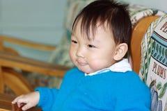 Confident child Stock Images