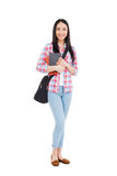 Confident college student. Stock Image