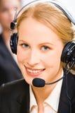 Confident consultant Stock Image