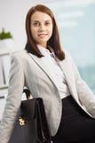 Confident employee Stock Image