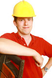 Confident engineer Stock Photos