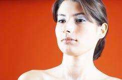 Confident Girl Stock Photography