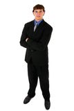 Confident Handsome Young Businessman Portrait Royalty Free Stock Images