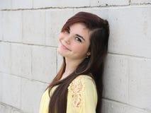 Confident Happy Teen Stock Photo