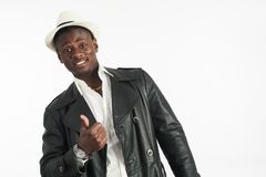 African American Man royalty free stock images