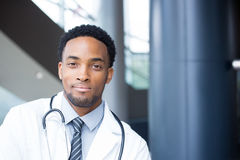 Confident healthcare headshot Royalty Free Stock Images