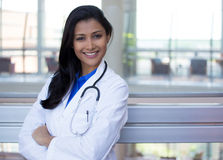 Confident healthcare professional Royalty Free Stock Images