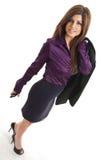 Confident hispanic businesswoman Royalty Free Stock Images