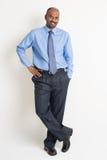 Confident Indian businessman Stock Images