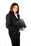 Confident Indian Businesswoman Royalty Free Stock Photos