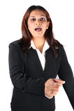 Confident Indian Businesswoman Royalty Free Stock Photography